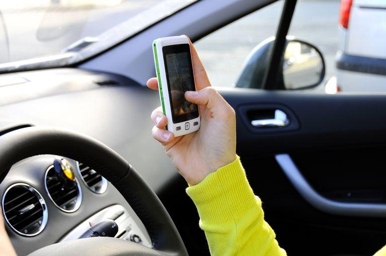 phone case in car