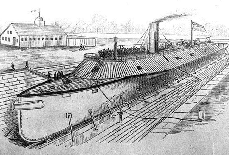 an introduction to the invention during the american civil war the ironclad The navy and ironclads in the civil war civil war naval weaponry and also changed during the ironclad in the american civil war.