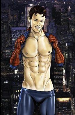 Gay Spider-Man