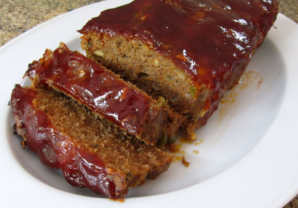 French Onion Meatloaf