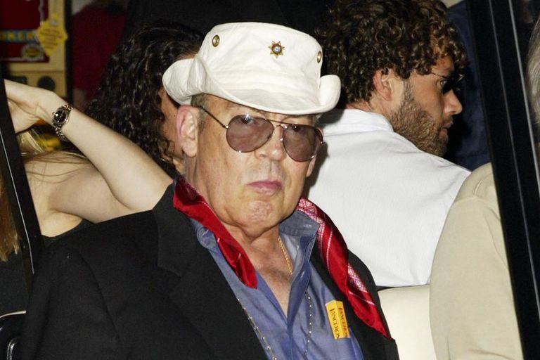 Hunter S. Thompson Dies At Age 67
