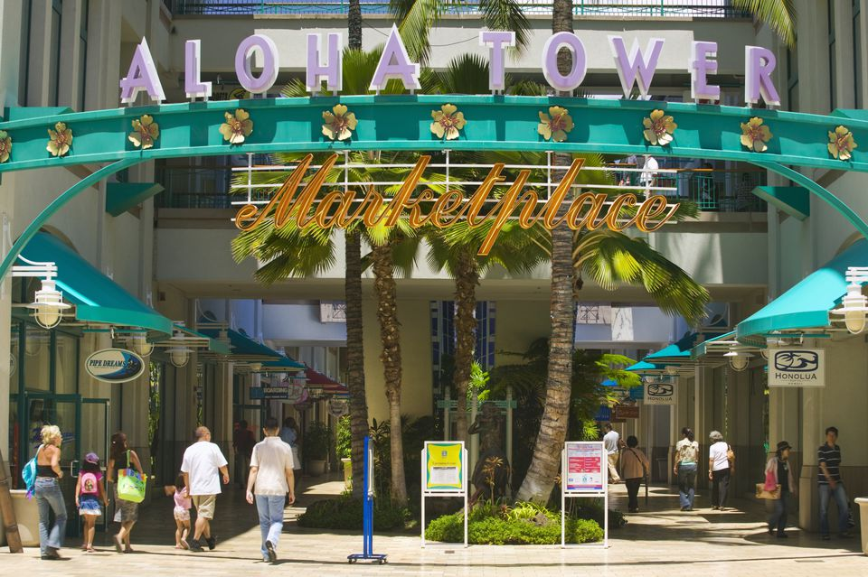Best Places To Shop On Oahu Hawaii