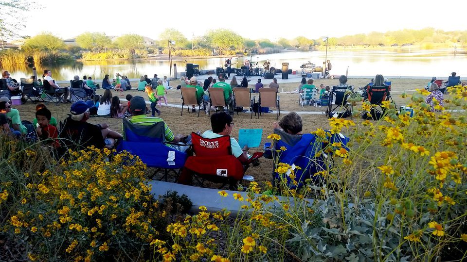 Free Concerts at Sonoran Sunset Series