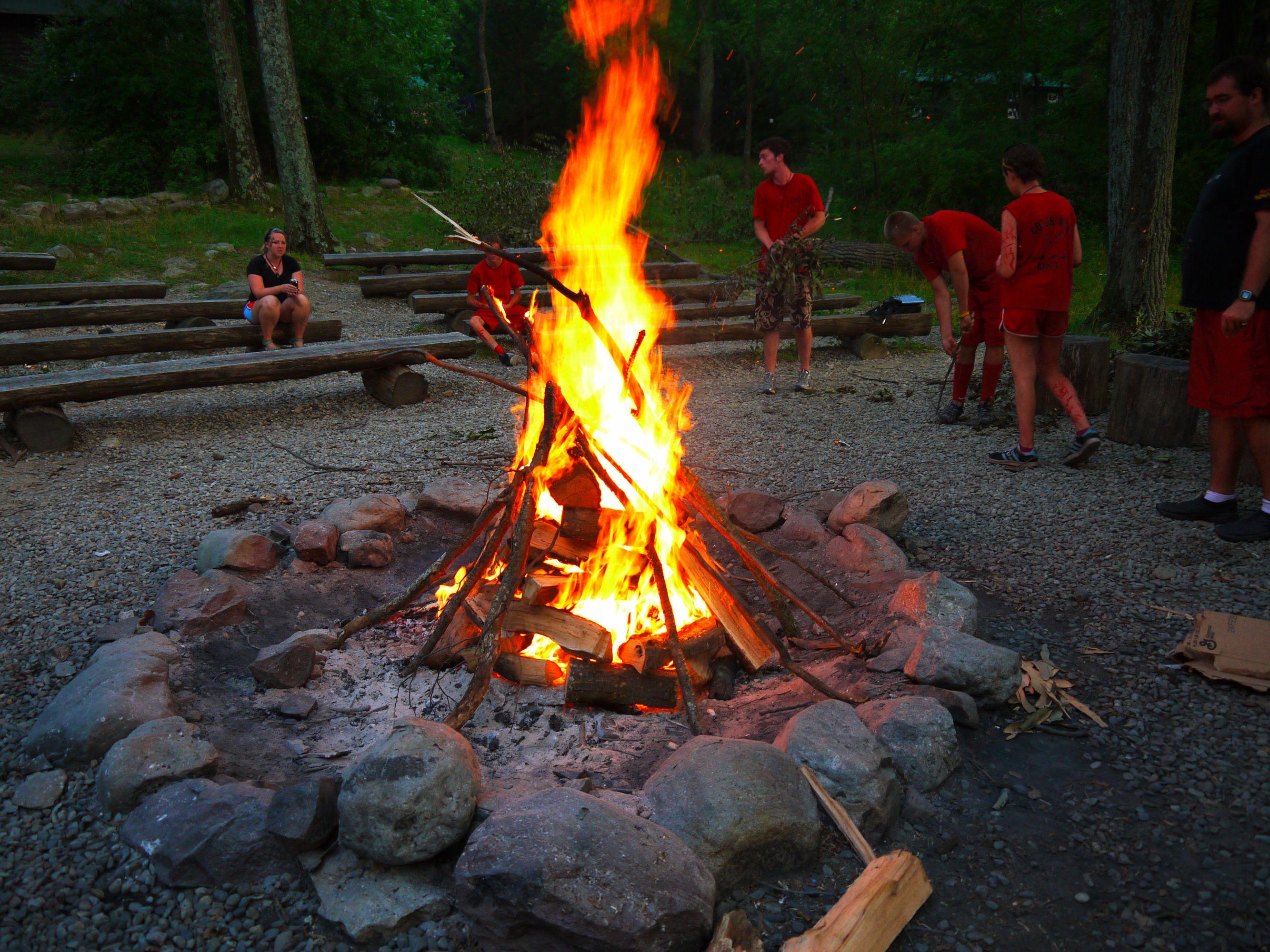 camp fire - photo #31