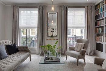 Cozy Living Room Design Ideas - Gray and yellow living rooms ideas