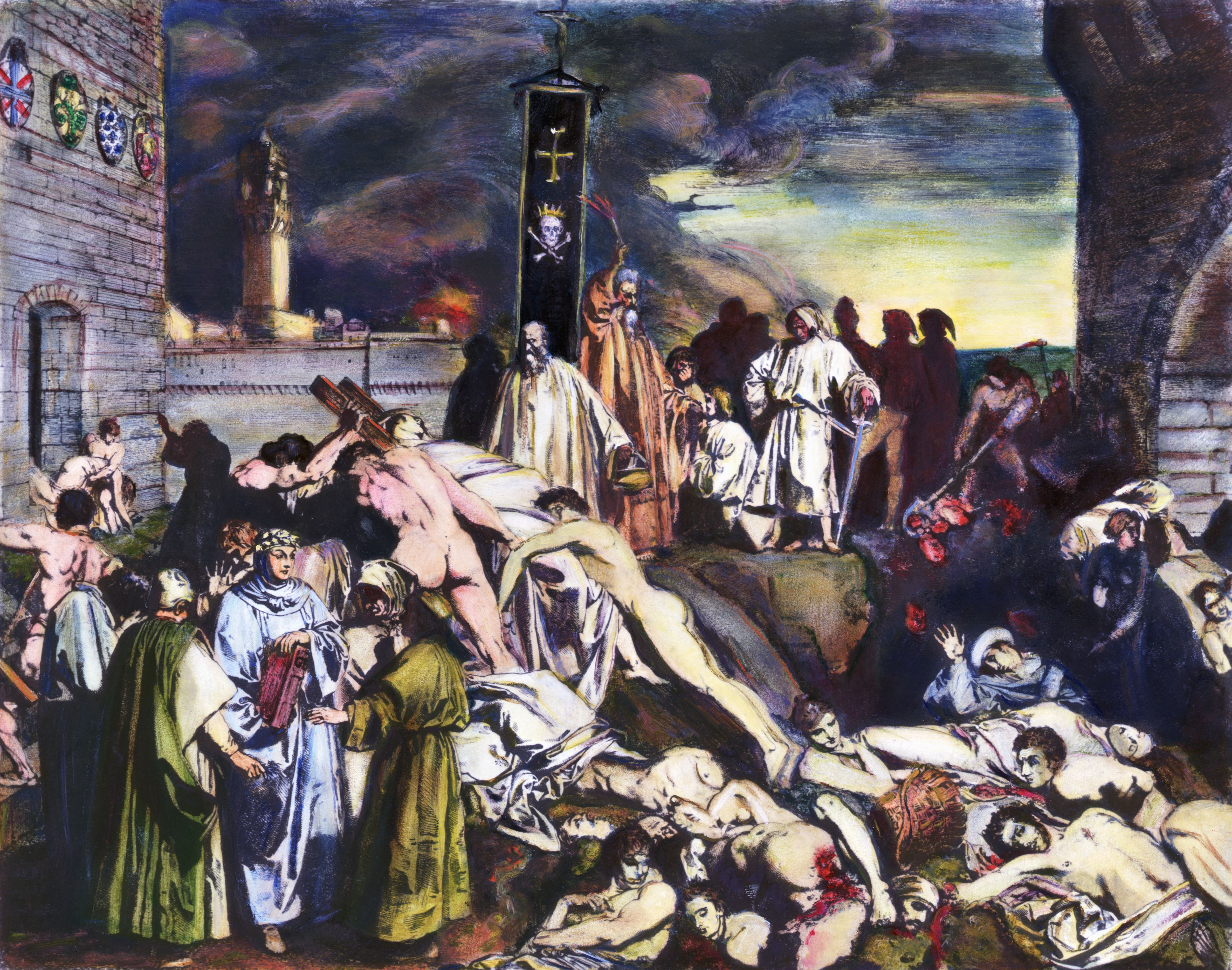 the medieval holocaust and the plague 'as europe's citizens succumb in vast numbers to the plague, a rumour spreads that the cause lies in polluted water the wells, it is said, have.