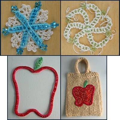 Beaded Crochet Project Ideas