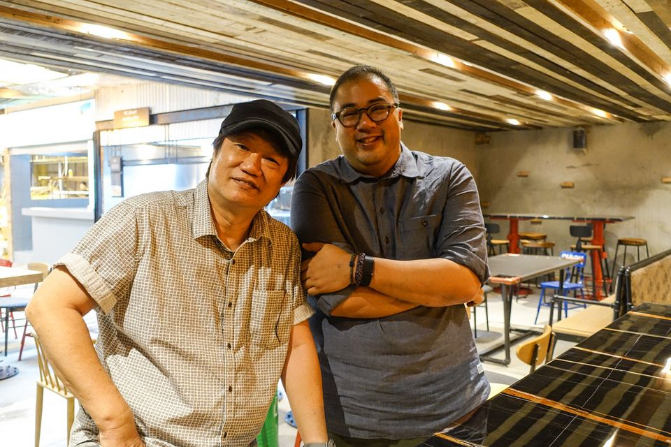 Singapore food maven KF Seetoh and Filipino chef JJ Yulo team up to produce Makansutra Manila.