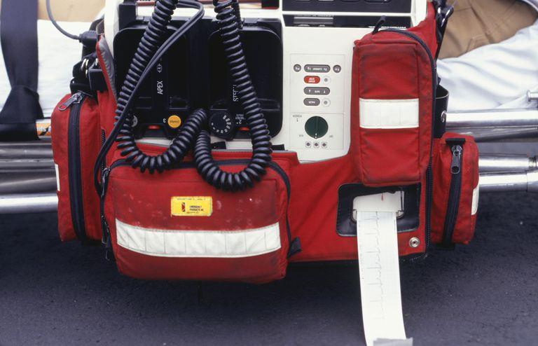 ekg monitor defibrillator