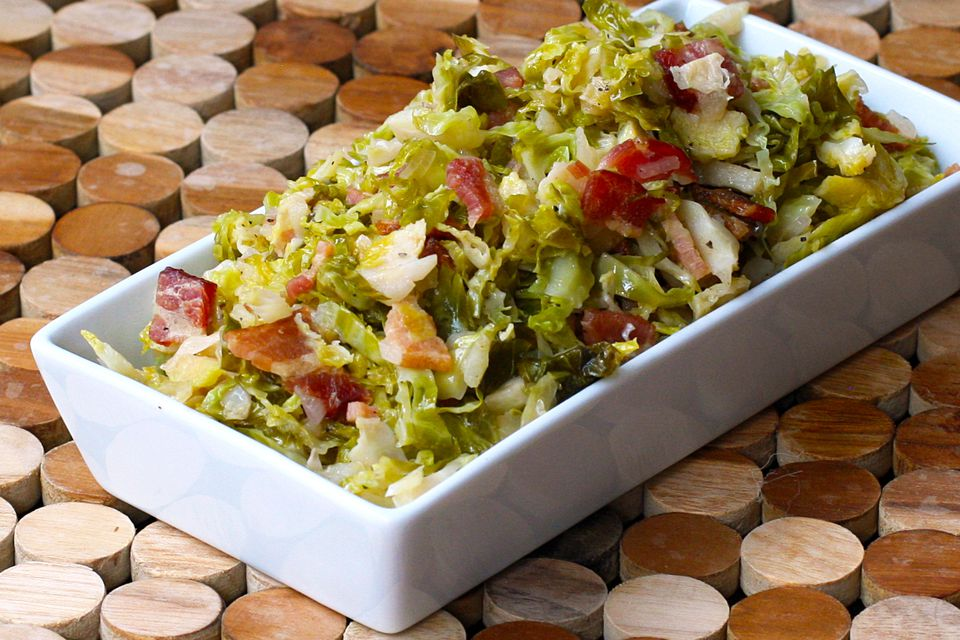 brussels sprouts bacon