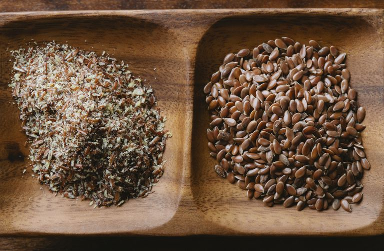 Flax Seeds: Whole Grains for Low-Carb Diets