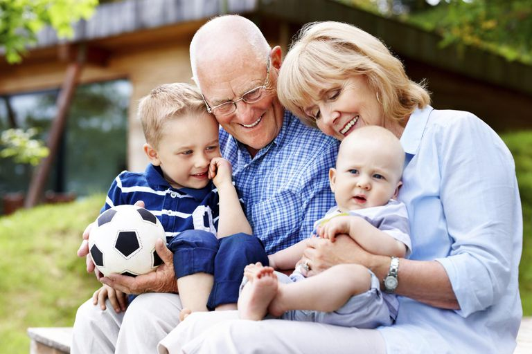 grandparents want to be able to see grandchildren