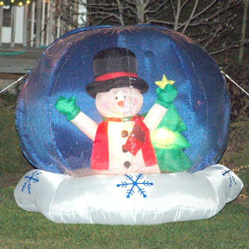 Pictures of Christmas Inflatables to Give You Ideas