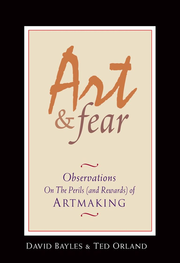 cover of the book Art & Fear