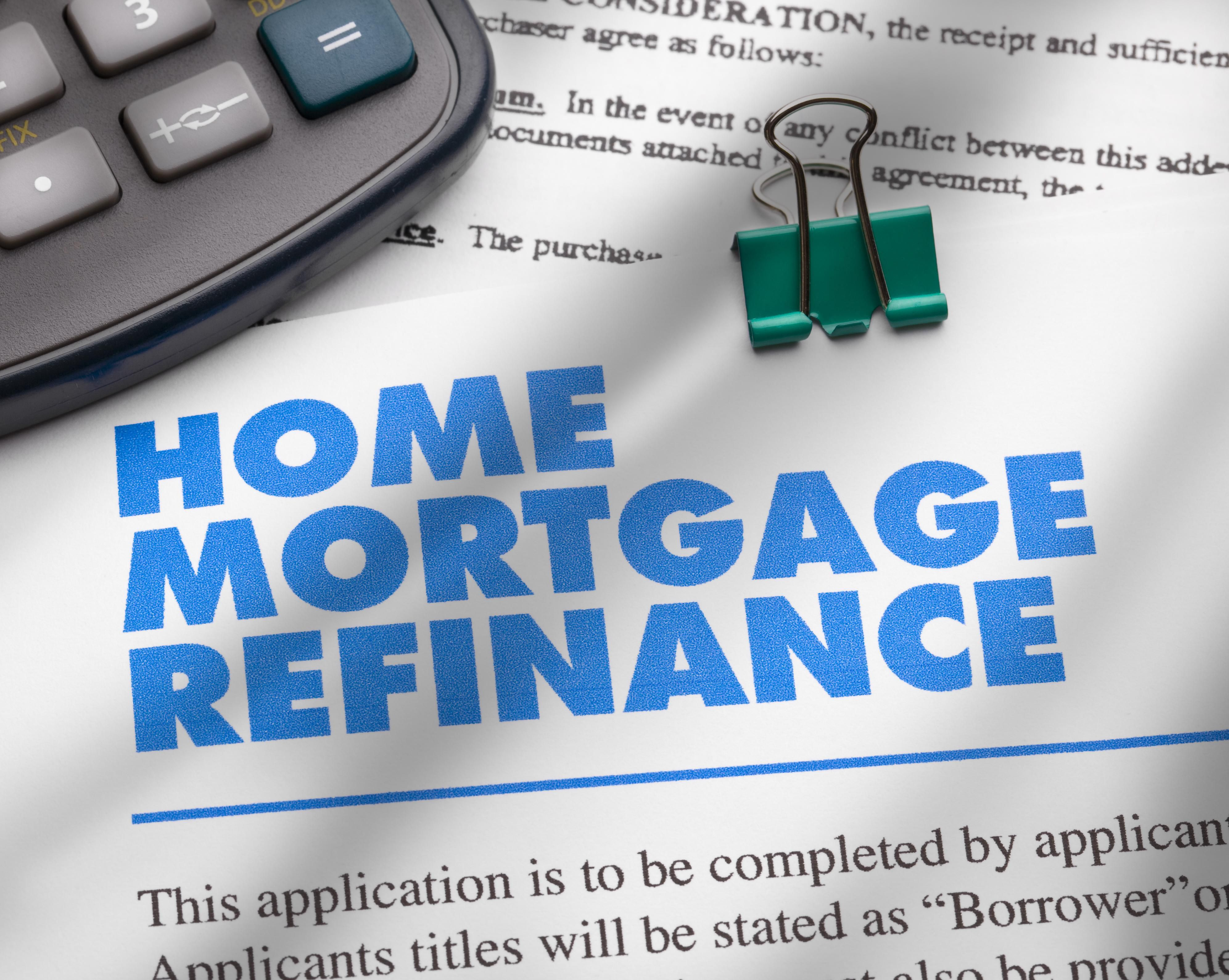 When Home Mortgage Refinancing Is Not A Good Idea