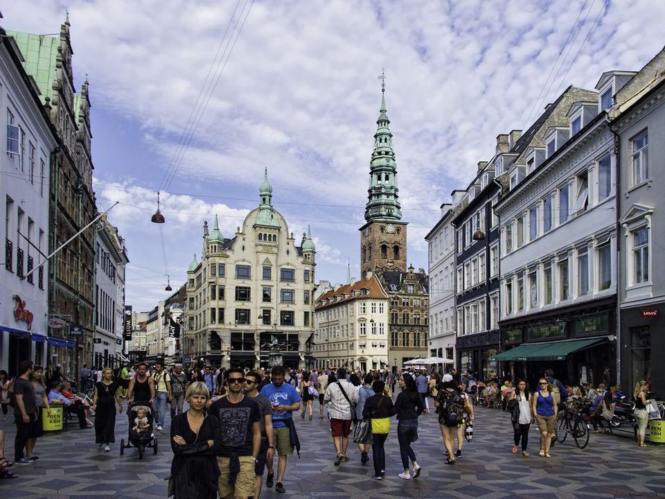 The Strøget in Copenhagen: Shopping on the Street