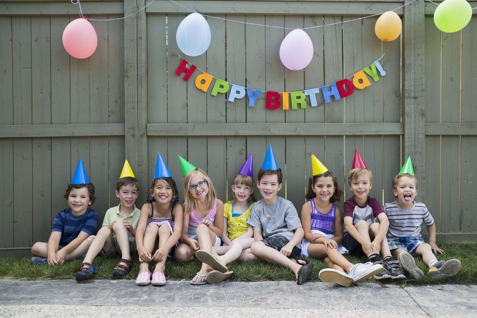 Kid birthday party!
