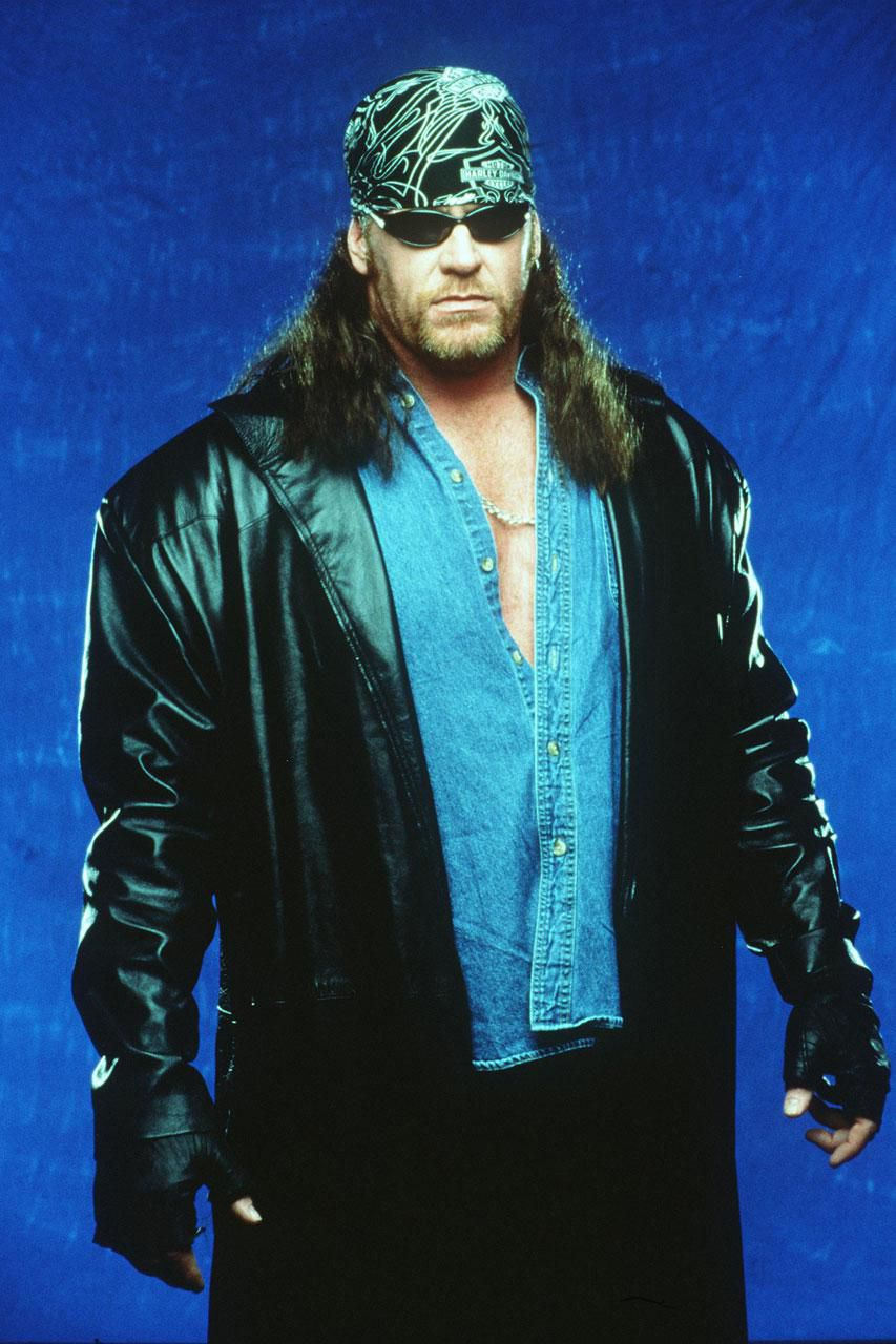Undertaker And Kane In Real Life The Undertaker—WWE S...