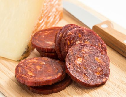 Spanish food recipes in english for spanish class what is spanish chorizo and how is it traditionally prepared solutioingenieria Image collections