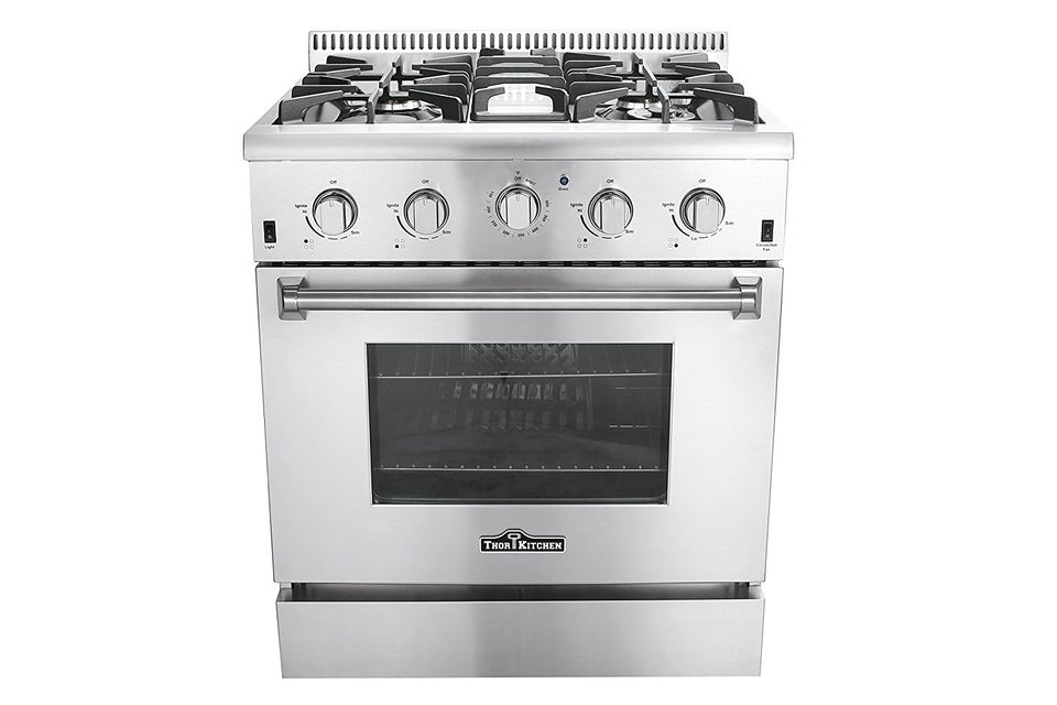 range amazon double com rkpl gas with burner oven kitchen dp thor