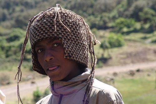 Ethiopia naked boy #3