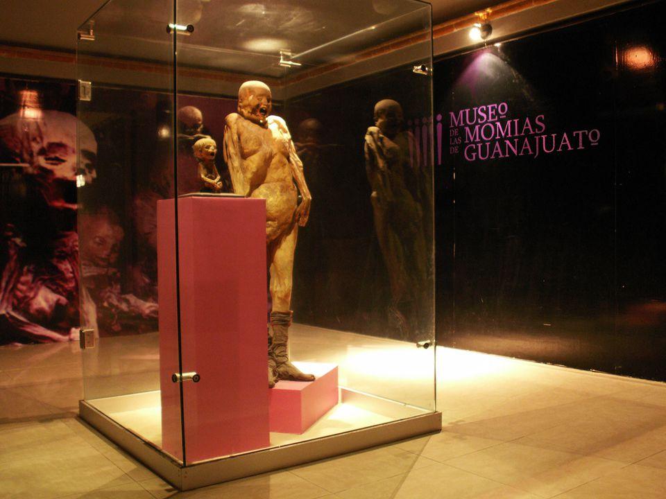 Guanajuato's Museum of Mummies