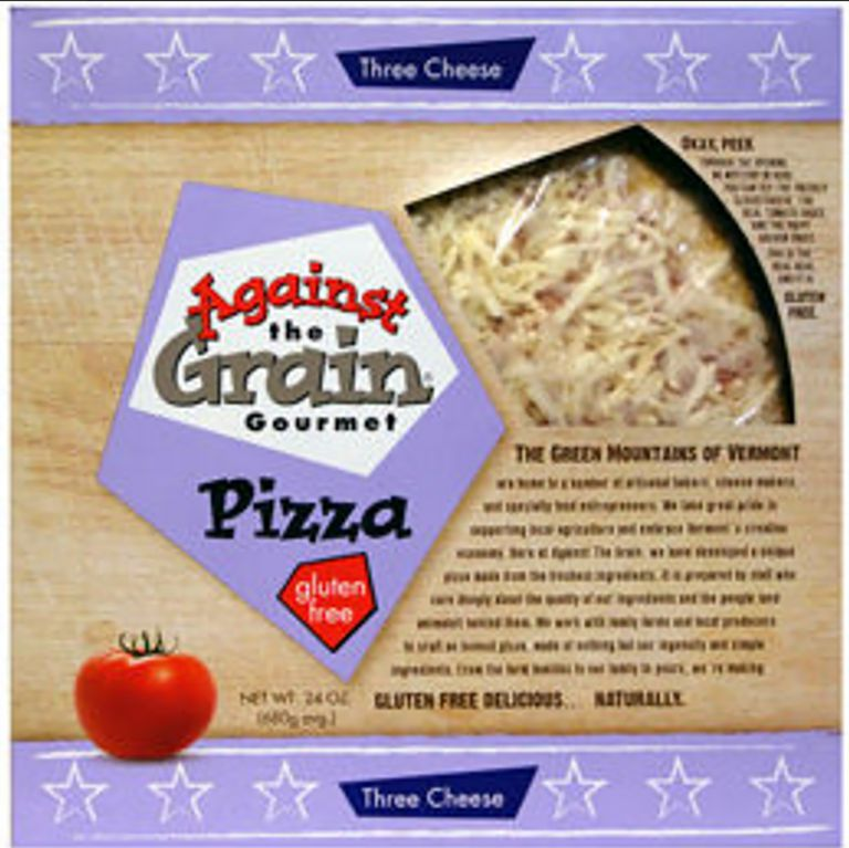 against the grain gluten-free pizza