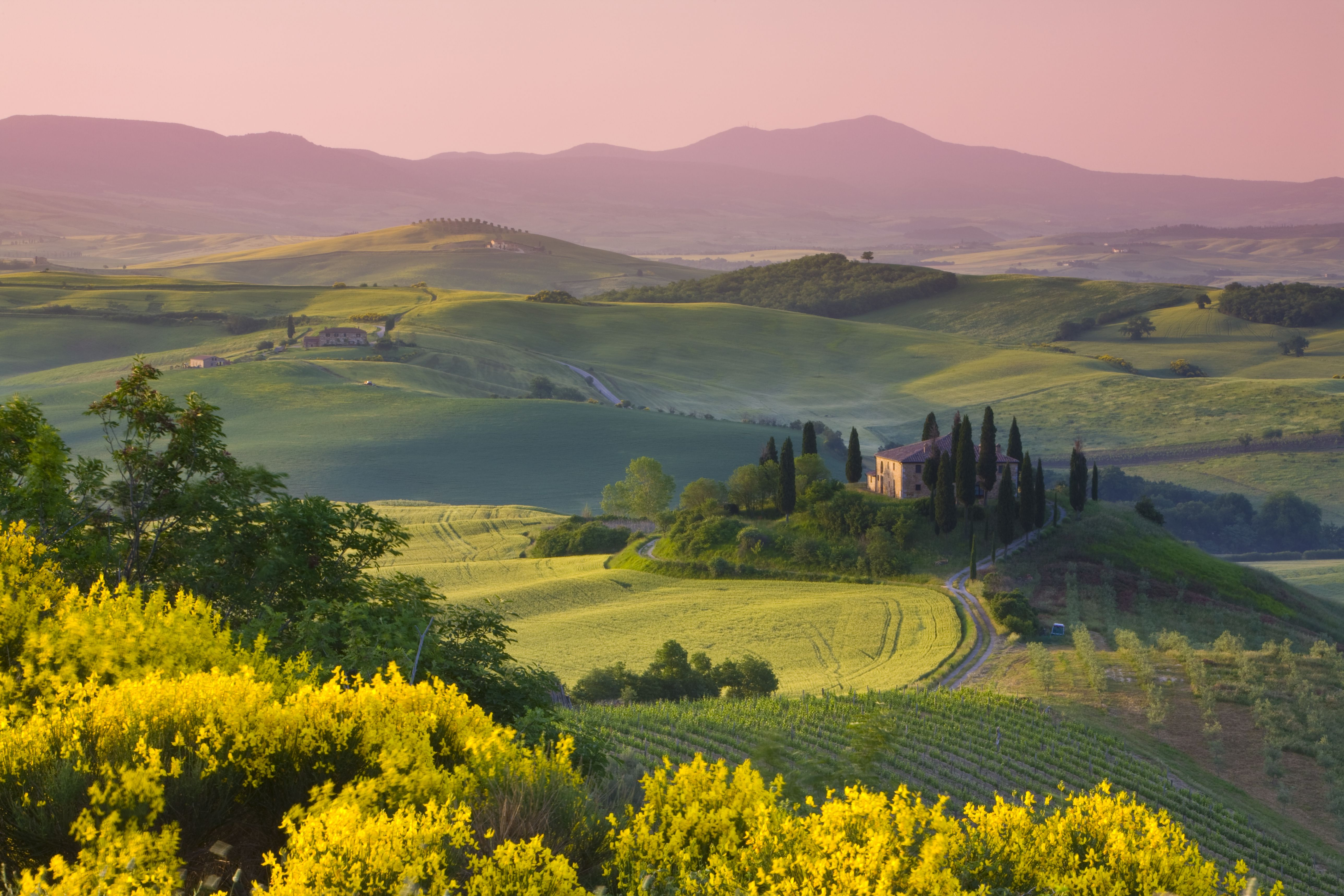 Getting Around Tuscany By Car