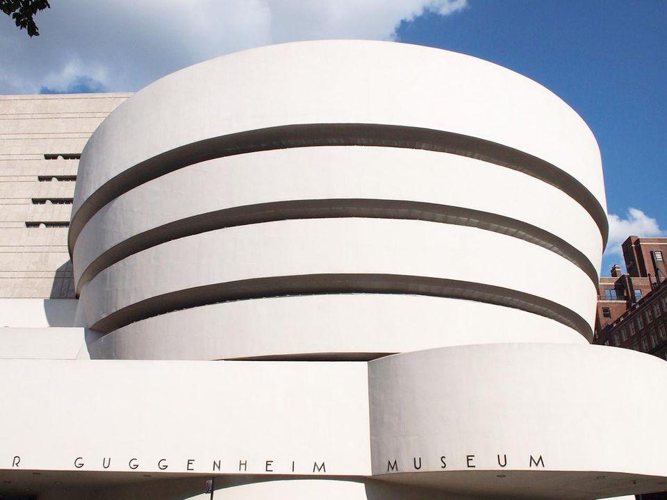 The Guggenheim museum (New York, USA 2012)