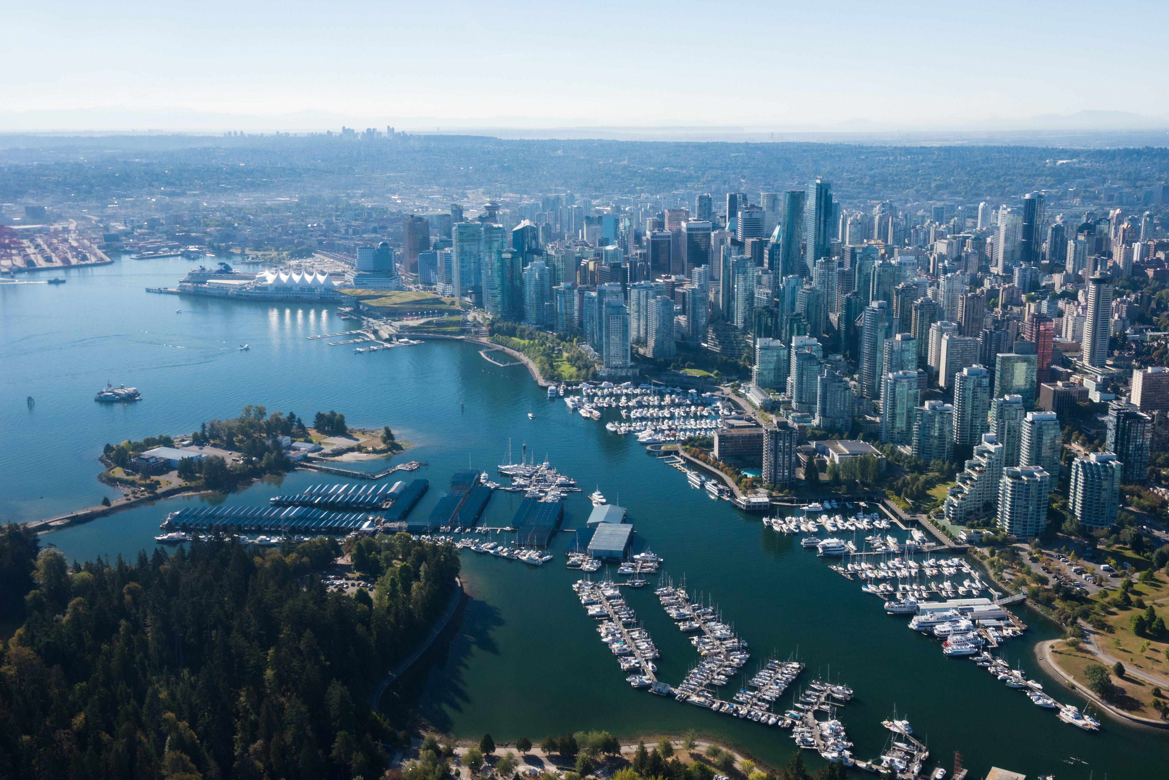 Top 10 Cities in British Columbia