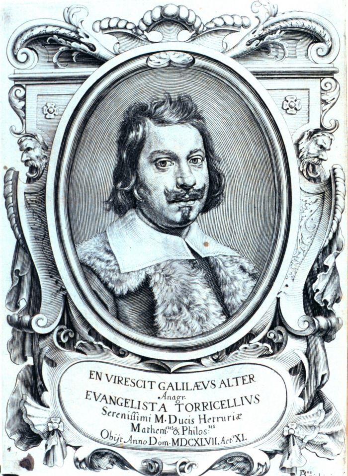 17th Century Inventor - Evangelista Torricelli
