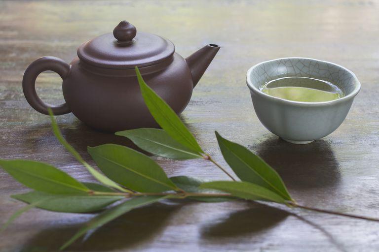 Té verde y su posible efecto anticáncer