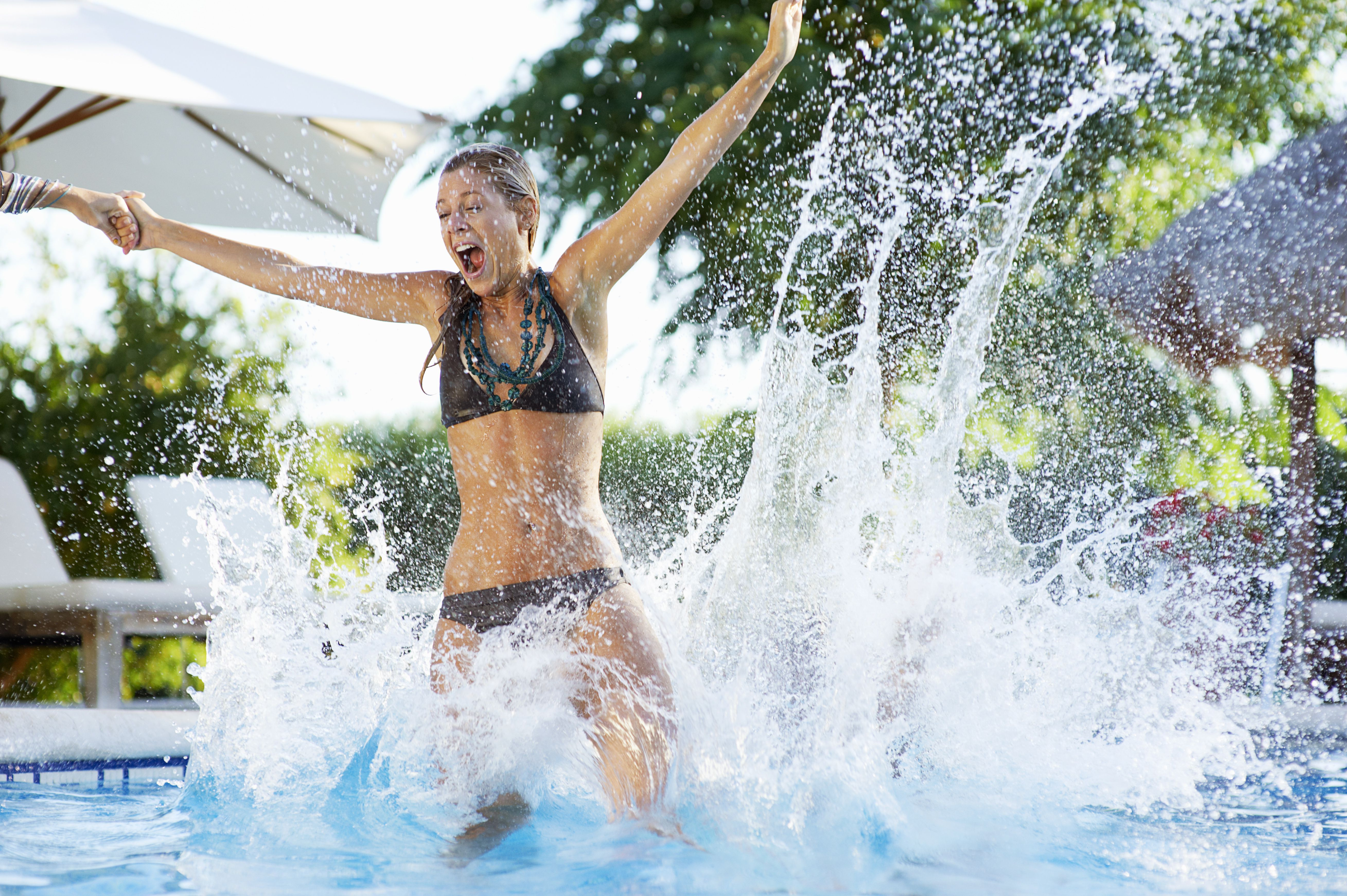 guinness world records for swimming and pools