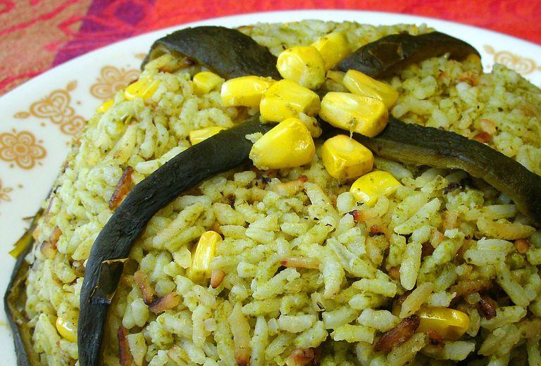 12 recetas mexicanas para saborear los chiles poblanos for Comida vanguardia