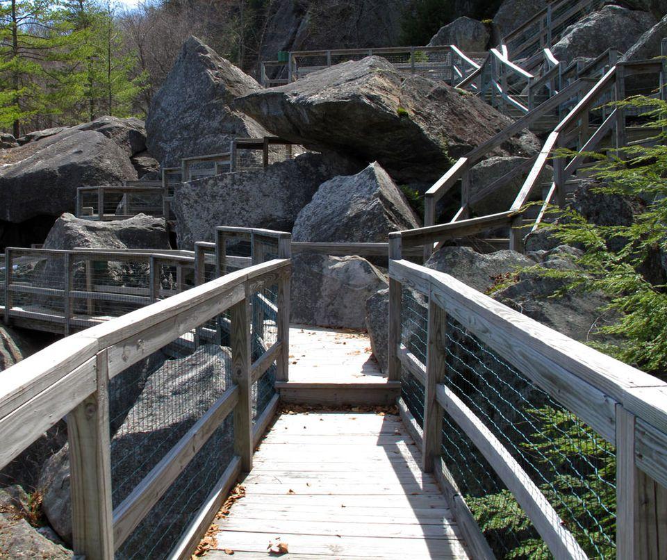 Polar Caves NH