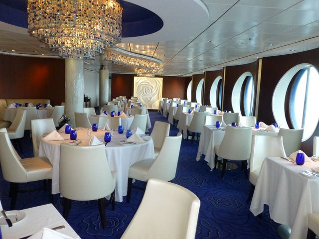 Blu on Celebrity Cruises (Plus Menu) - Cruise Critic