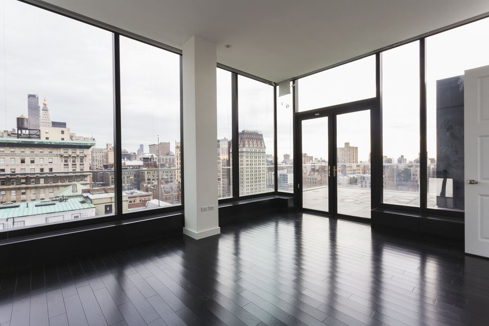 NYC apartment with a view