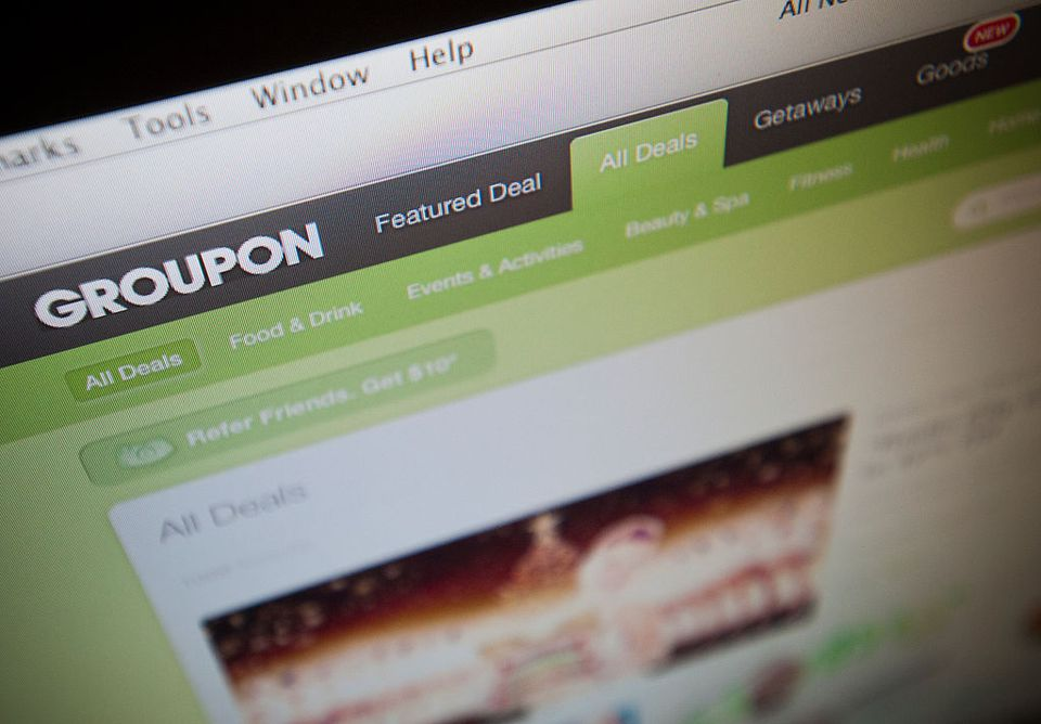 Alibaba buys 5.6% stake in Groupon