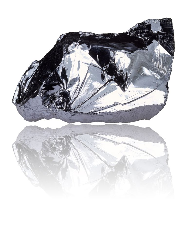 Silicon is a metalloid, most often used as a semiconductor. The pure element has a metallic luster.