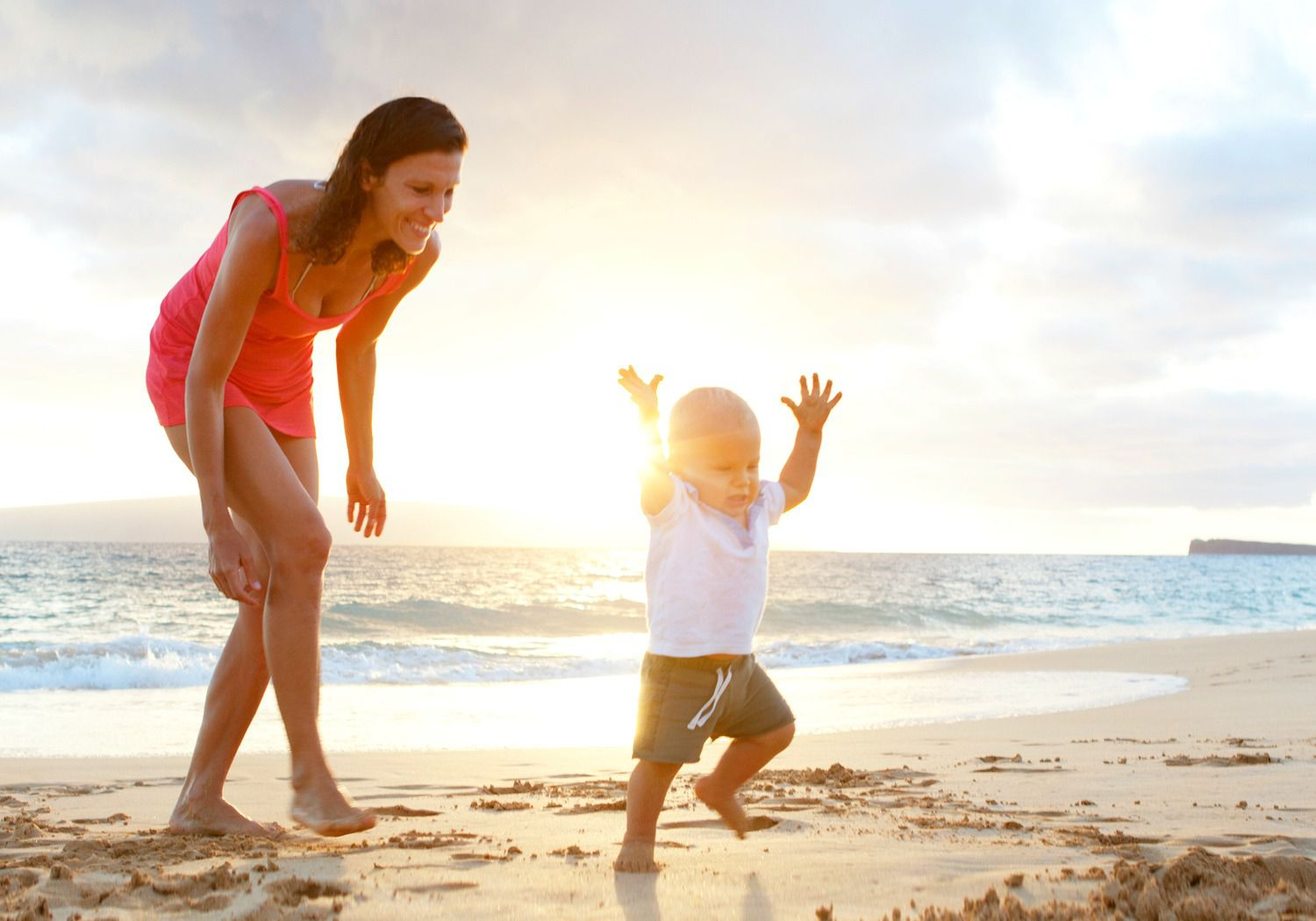 Best vacations for families with babies and toddlers for Mother daughter vacation destinations