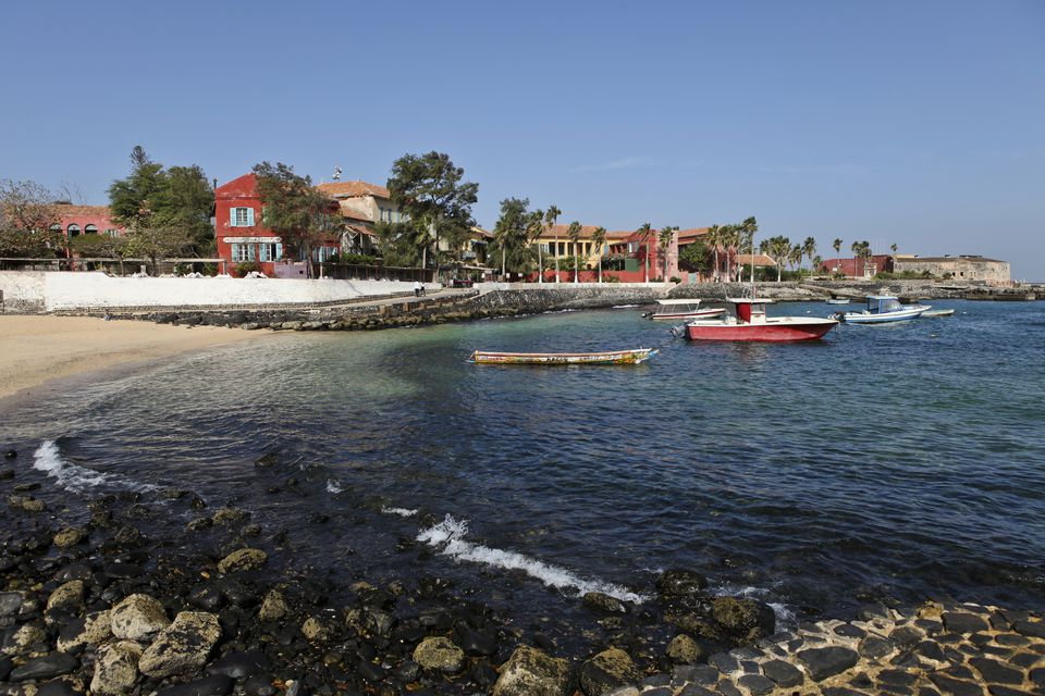 Ile de Goree Goree Island Senegal