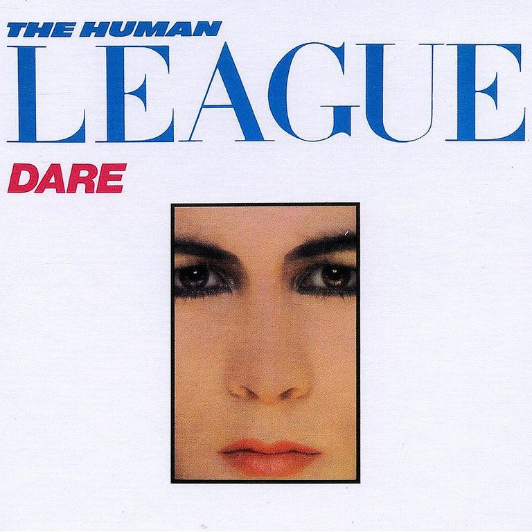 English synth pop band The Human League broke through to the mainstream with 1982's 'Dare.'