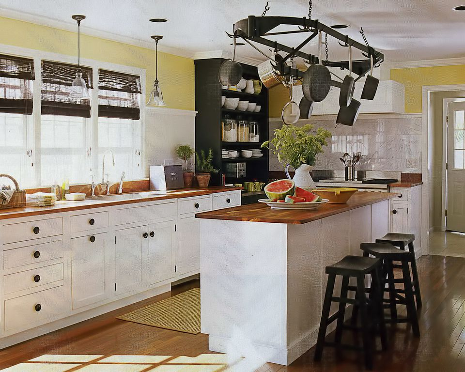 Interior Farm Style Kitchens 25 beautiful farmhouse style kitchens classic white style