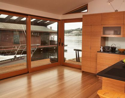 Bamboo Floor Image and Picture Gallery