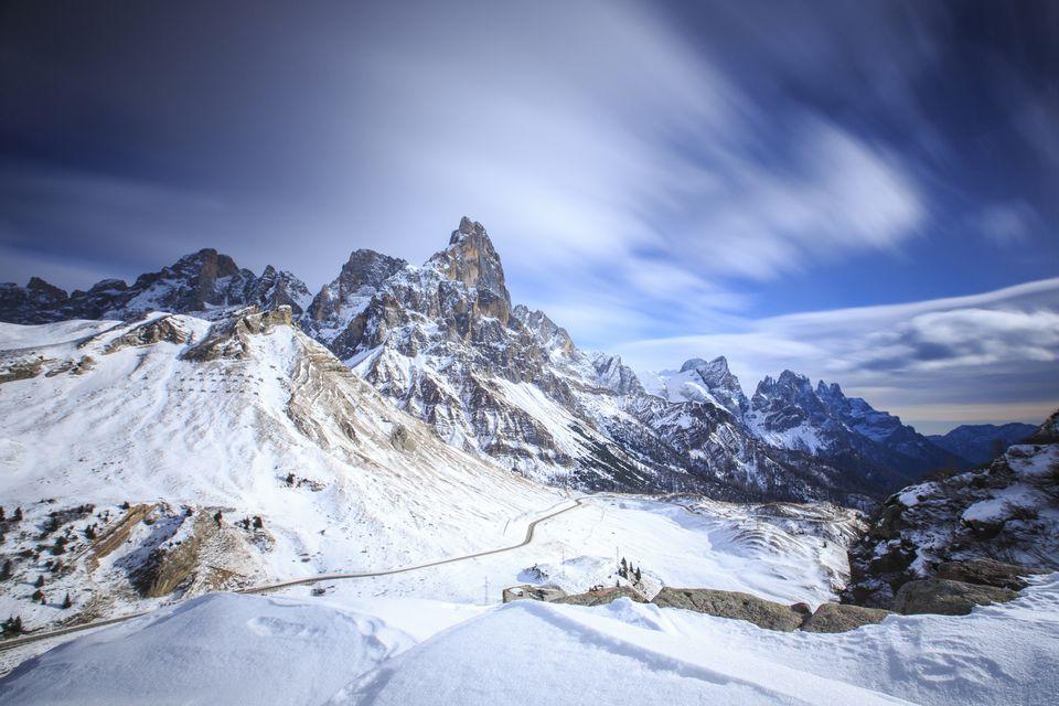 Pale San Martino Dolomites Italy