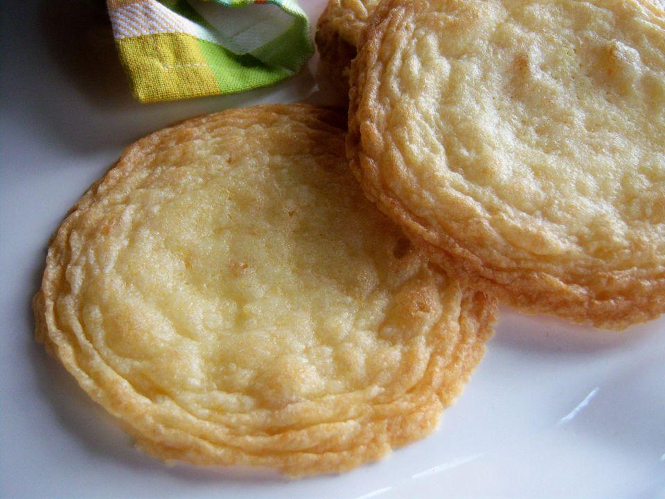 Gluten-Free Giant Lemon Ginger Crisp Cookies Image Teri Gruss