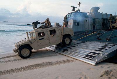 Marine Enlisted Jobs Main Menu