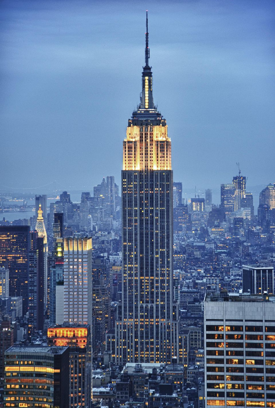 Empire State Building (HDR)