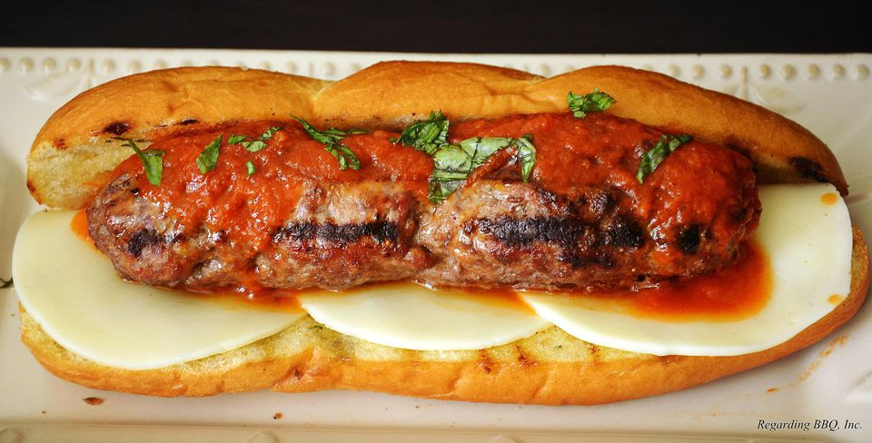 The ultimate meatball sandwich recipe Channel 7 better homes and gardens recipes