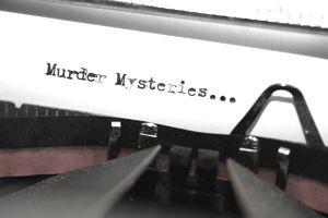 Murder Mystery Text